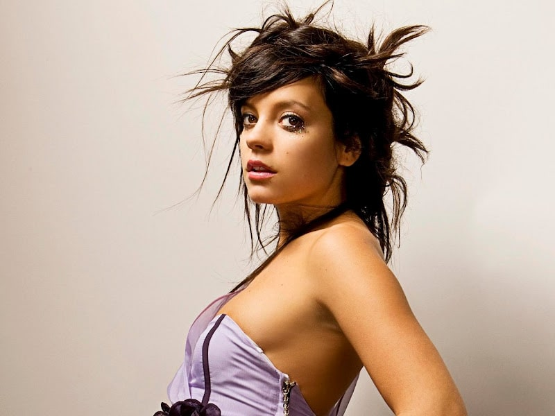 Lily Allen Hot Photoshoot