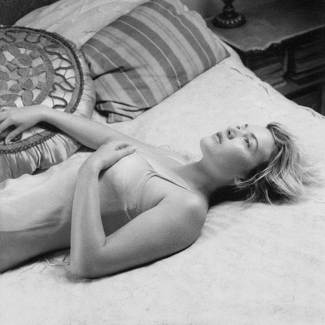Kate Winslet on Bed