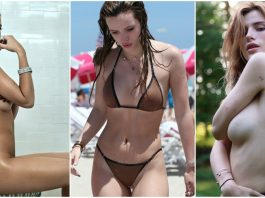 39 Hottest Bella Throne Bikini Pictures Are Here to Get You Hot Under Your Collar