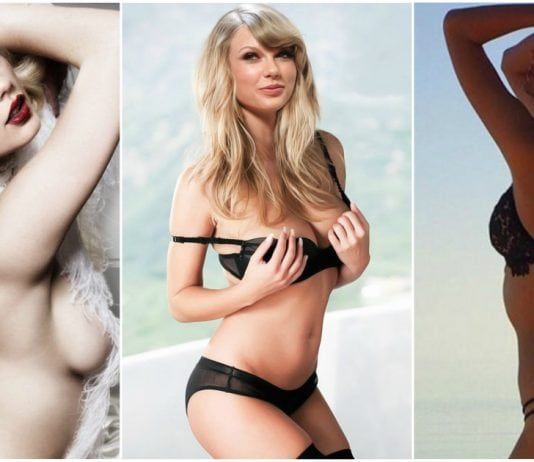 39 Hottest Taylor Swift Bikini Pictures Are Too Damn Delicious