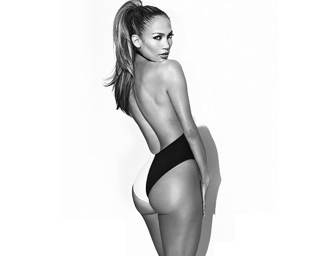 Jennifer Lopez Sexy Ass