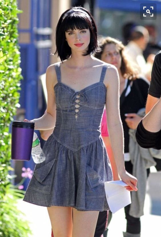 Krysten Ritter on the Road