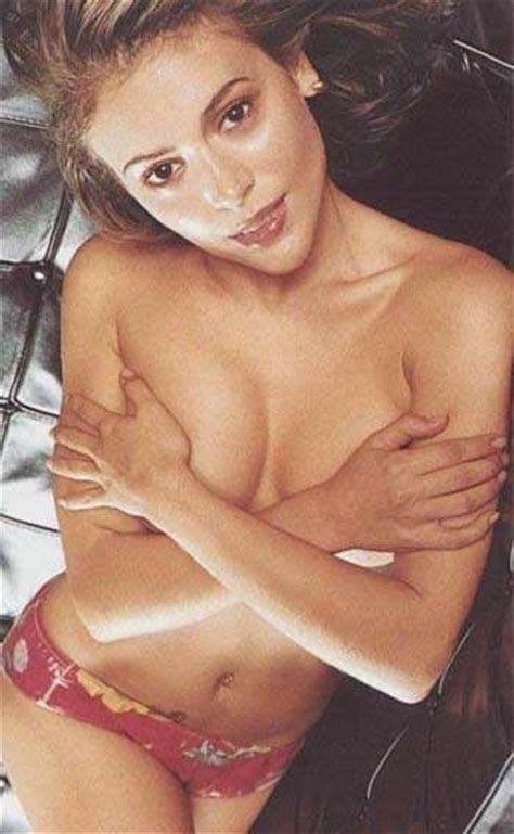 Alyssa Milano Hot Pictures