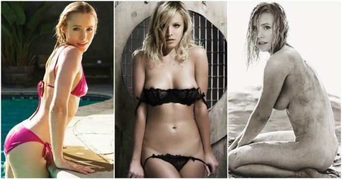 41 Hottest Kristen Bell Bikini Pictures Are Just Too Sexy