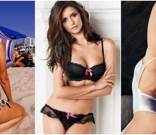 42 Hottest Nina Dobrev Bikini Pictures Are Too Damn Sexy