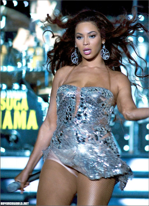 Beyonce Sexy Thighs