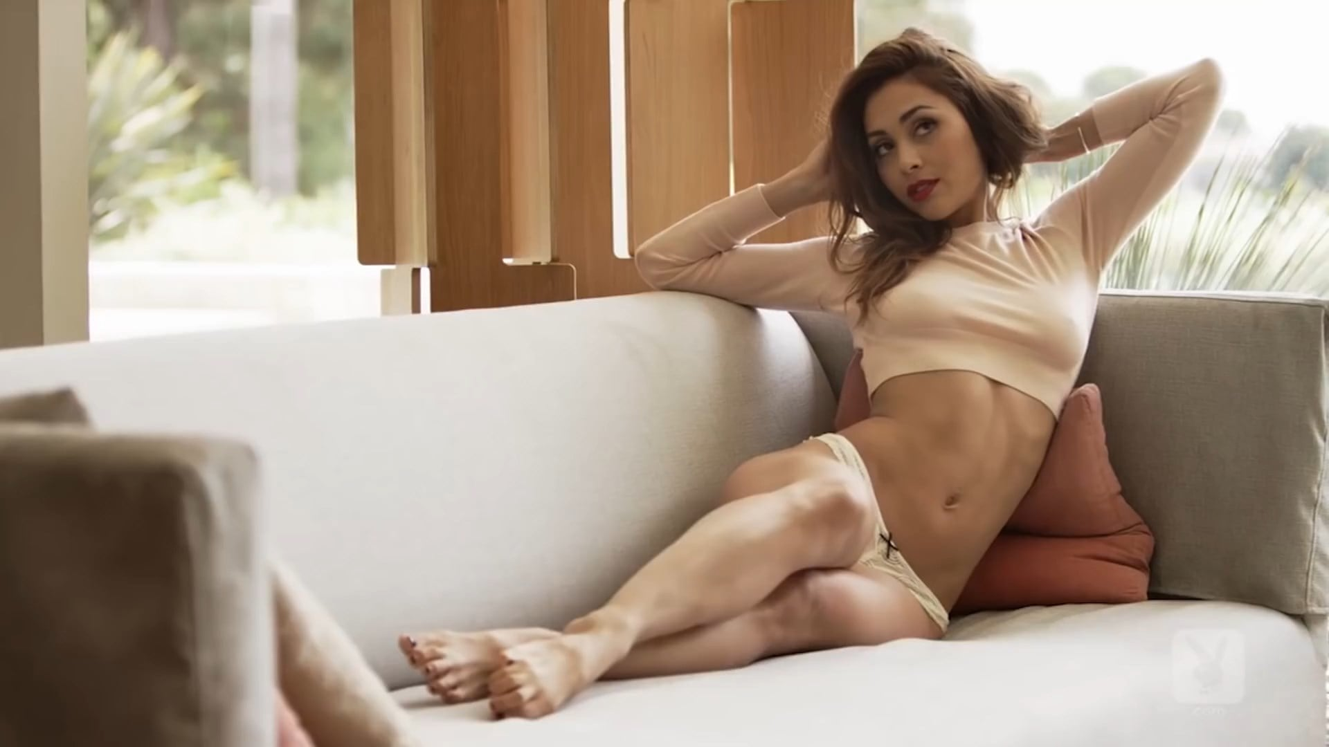 Lindsey morgan hot