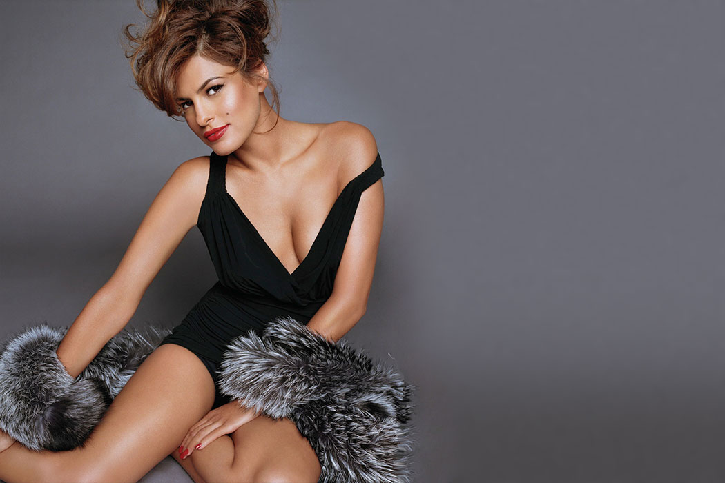 Eva Mendes Hot Photoshoot