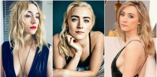 48 Hot And Sexy Pictures of Saoirse Ronan Will Make Her fans In New Photoshoot