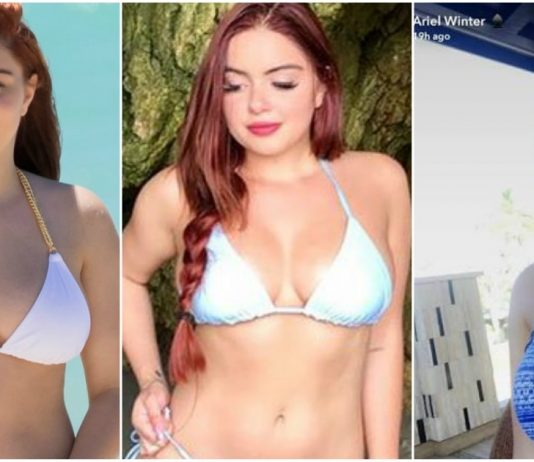 48 Hottest Ariel Winter Bikini Pictures Will Make You Fall In With Her Sexy Body