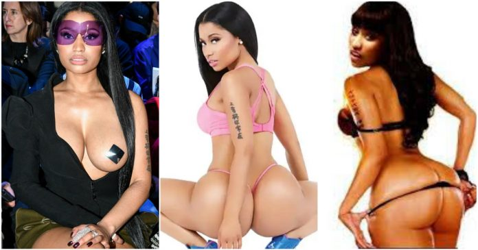 48 Hottest Nicki Minaj Bikini Pictures Will Explore Her Massive Butt