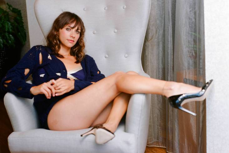 Rashida jones nude photos