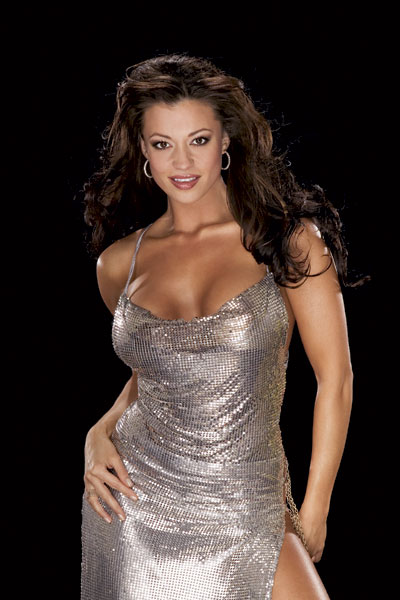 Candice Michelle Smile
