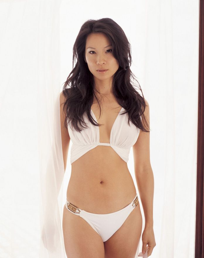 Lucy liu hot have hit