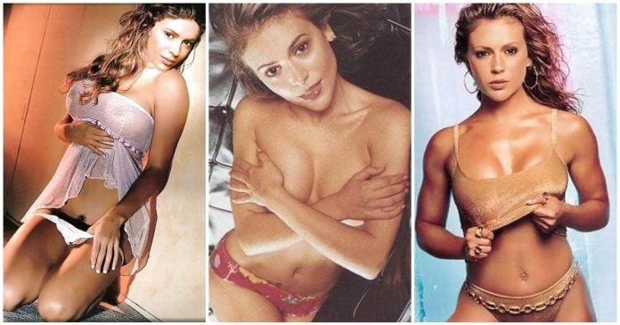 39 Hottest Alyssa Milano Pictures Will Prove That She Is The Beauty Of Hollywood