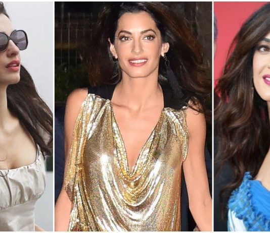47 Hot Pictures Of Amal Clooney - George Clooney's Sexy And Intelligent Wife