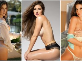 43 Hottest Amanda Cerny Bikini Pictures Reveal Her Extremely Curvy Body