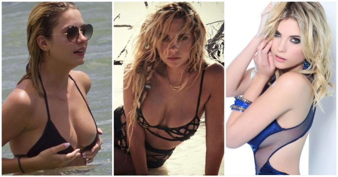 38 Hottest Ashley Benson Bikini Pictures Are So Damn Sexy That We Don't Deserve Her