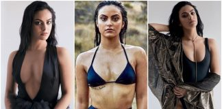 43 Hottest Camila Mendes Bikini Pictures Will Make You Watch Riverdale Just For Her