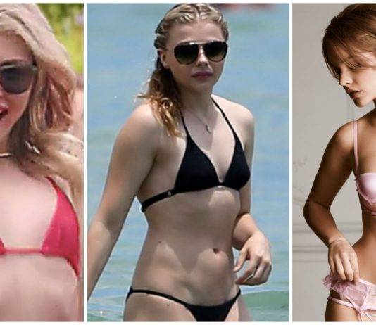 40 Hottest Chloe Moretz Bikini Pictures Show Us Her Voluptuous Body