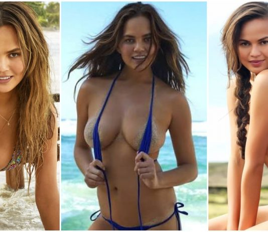 48 Hottest Chrissy Teigen Bikini Pictures Are Heaven On Earth