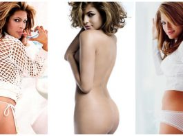 43 Hottest Eva Mendes Bikini Pictures Display Her Curvy Butts
