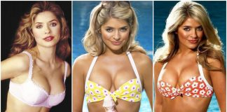 47 Sexy Holly Willoughby Pictures Show Off Hot Curvy Body