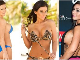 "48 Hot And Sexy Pictures Of ""JWoww"" Show Off Her Busty Bikini Body To The World"
