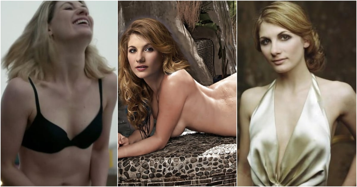 Apologise, Jodie whittaker naked nude topless