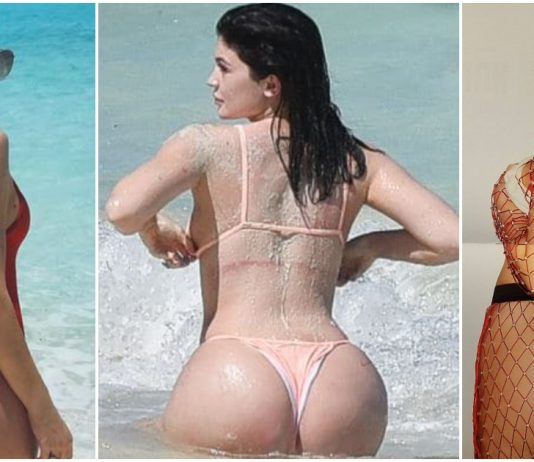 38 Hottest Kylie Jenner Bikini Pictures Reveal Her Amazing Big Butt