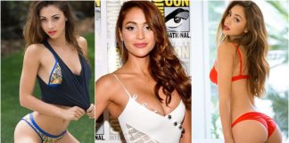 48 Hot Pictures Of Lindsey Morgan Are Here To Make Her Addicted To Her Sexy Body