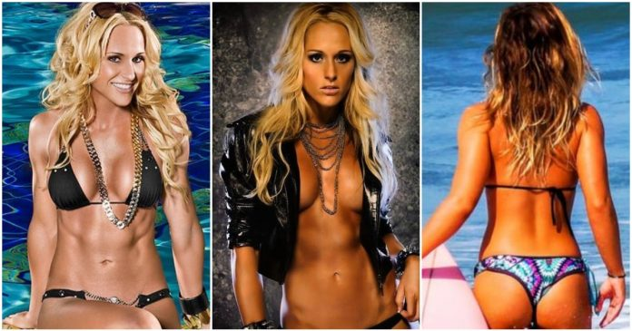 48 Sexy And Hot Pictures Of Michelle McCool - WWE Diva With Amazing Ass