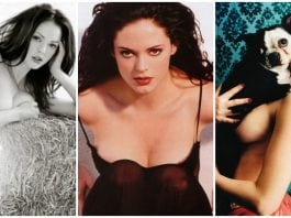 44 Hot Pictures Of Rose McGowan Are Deliciously Sexy And Enigmatic