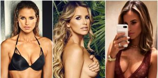 48 Hot And Sexy Pictures Of Vogue Williams Explore Her Supermodel Curvy Body