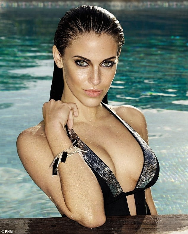 Jessica Lowndes Hot Pictures