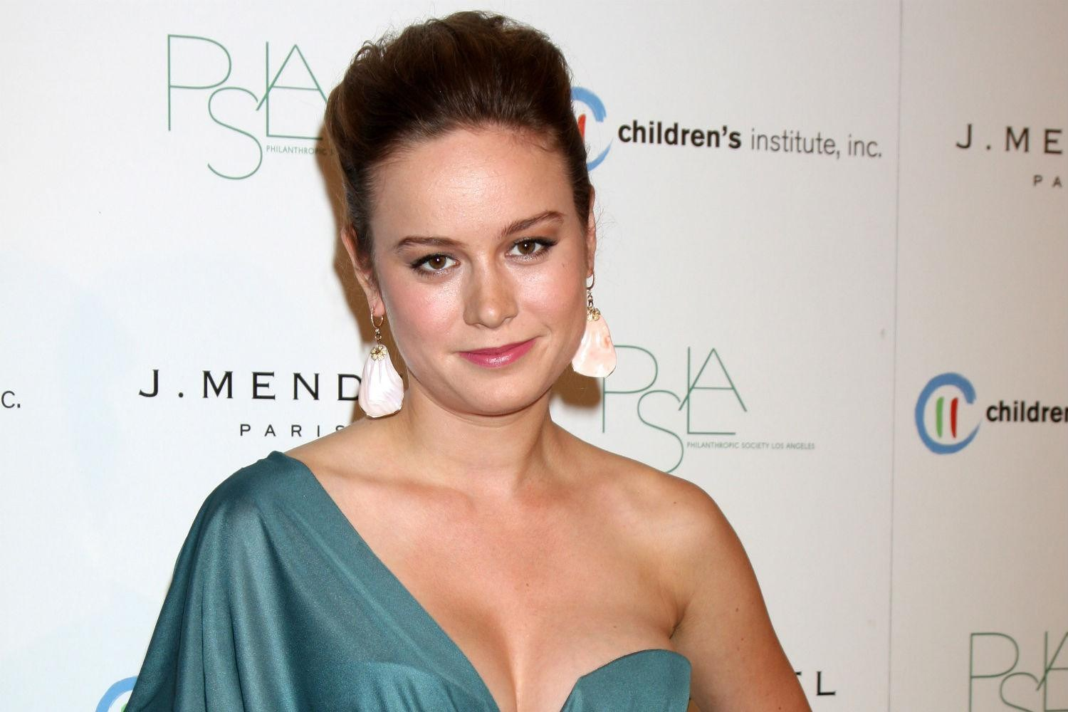 brie larson hairstyle