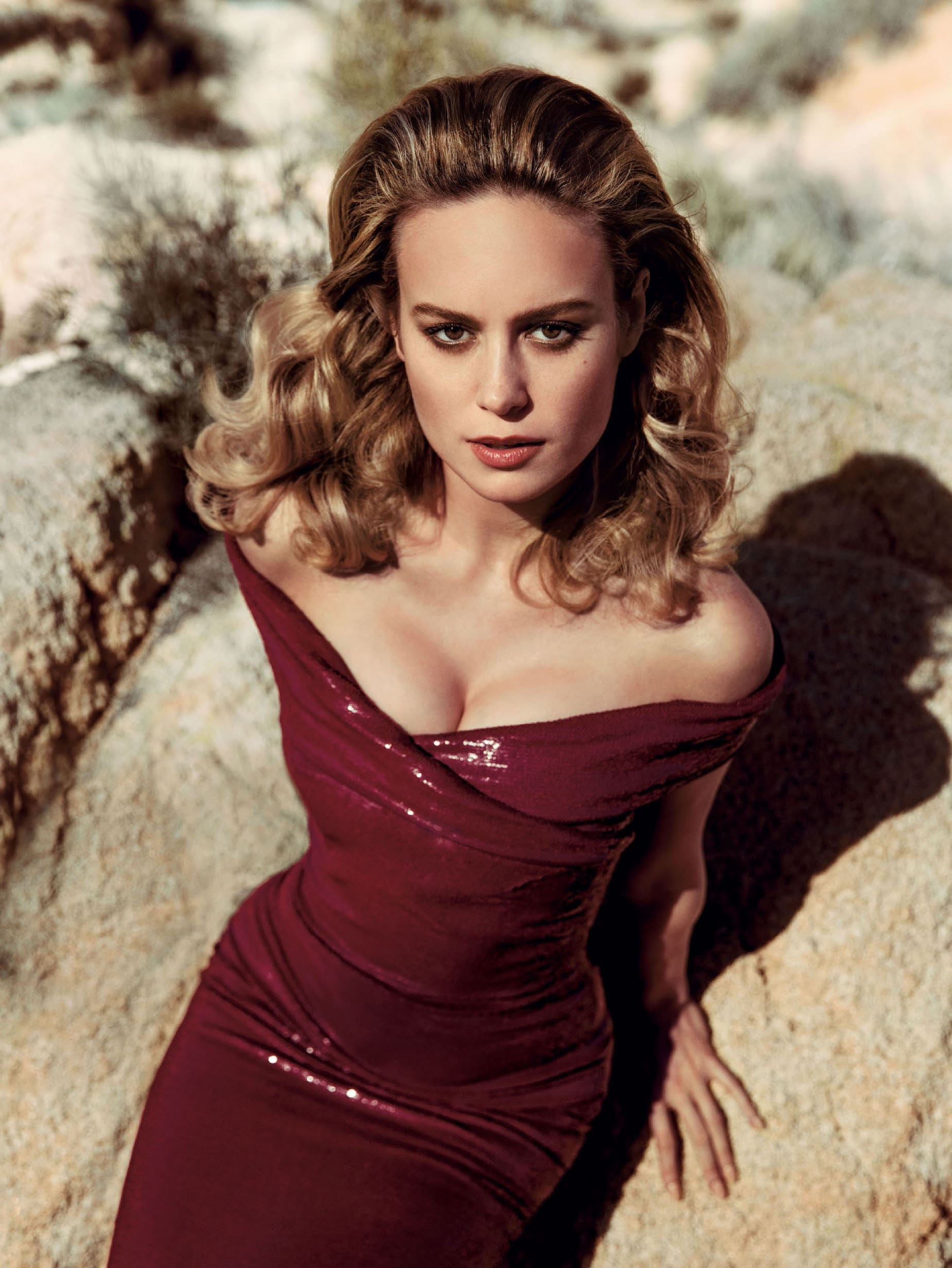 52 Hot And Sexy Pictures Of Brie Larson - Marvels Sexy