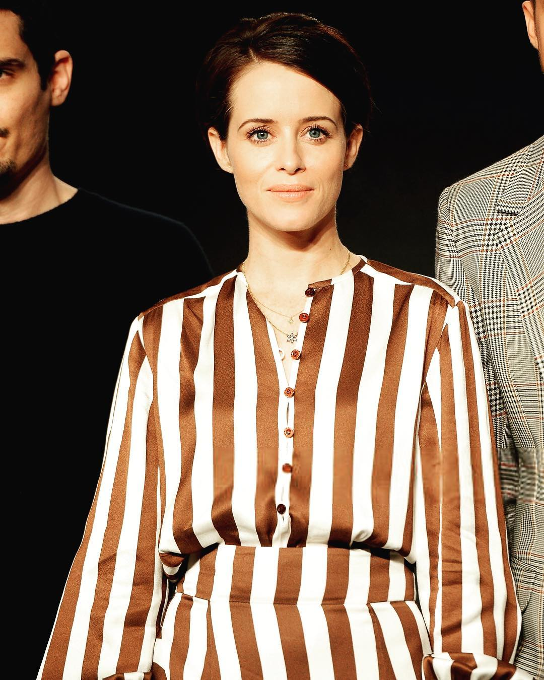 claire foy charming