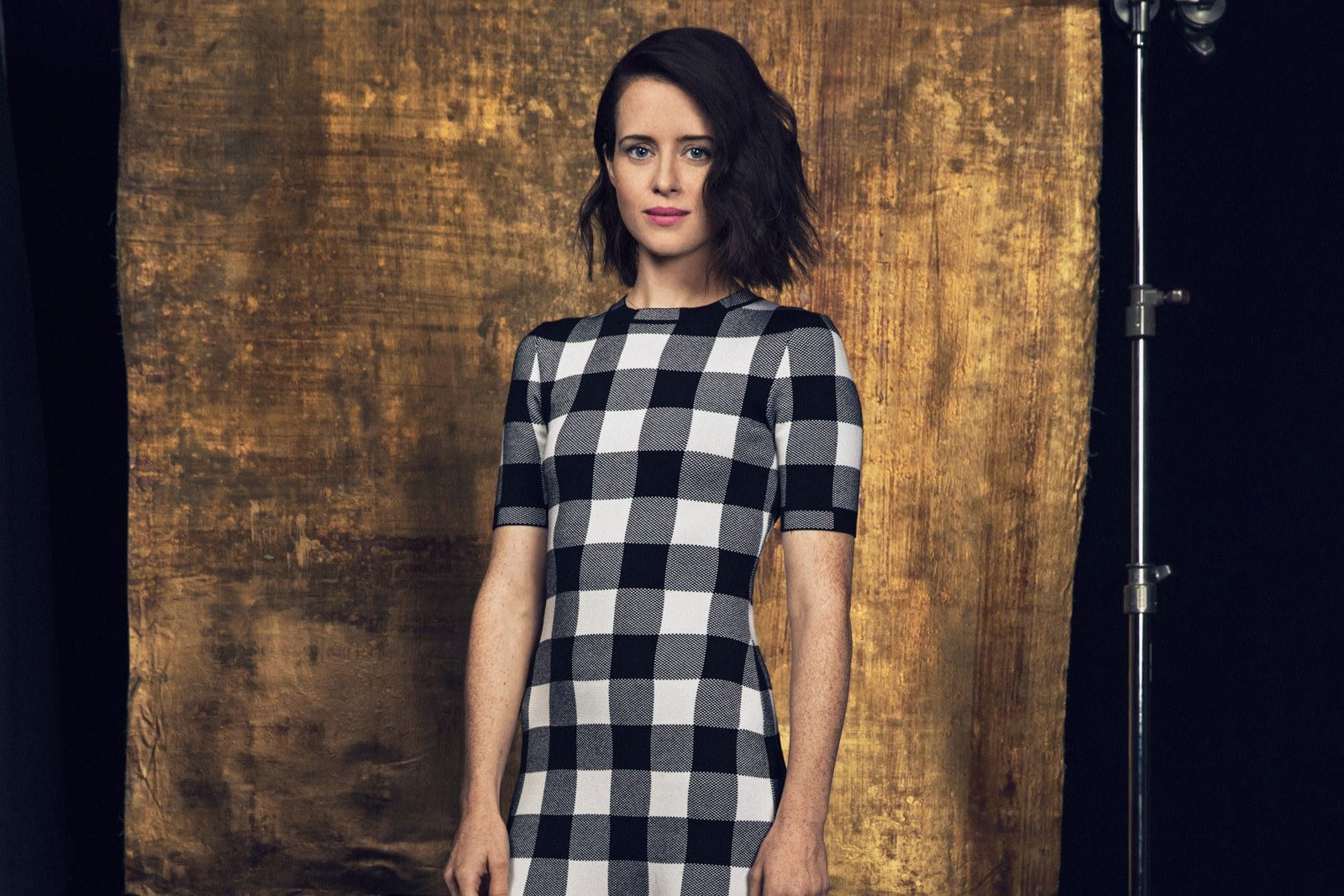 claire foy goodlooking