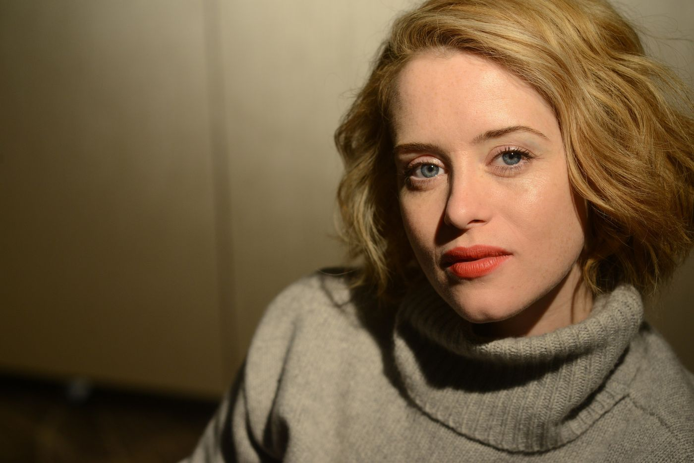 claire foy hot lips