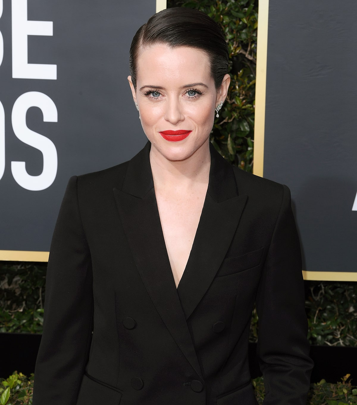 Instagram Cleavage Claire Foy naked photo 2017