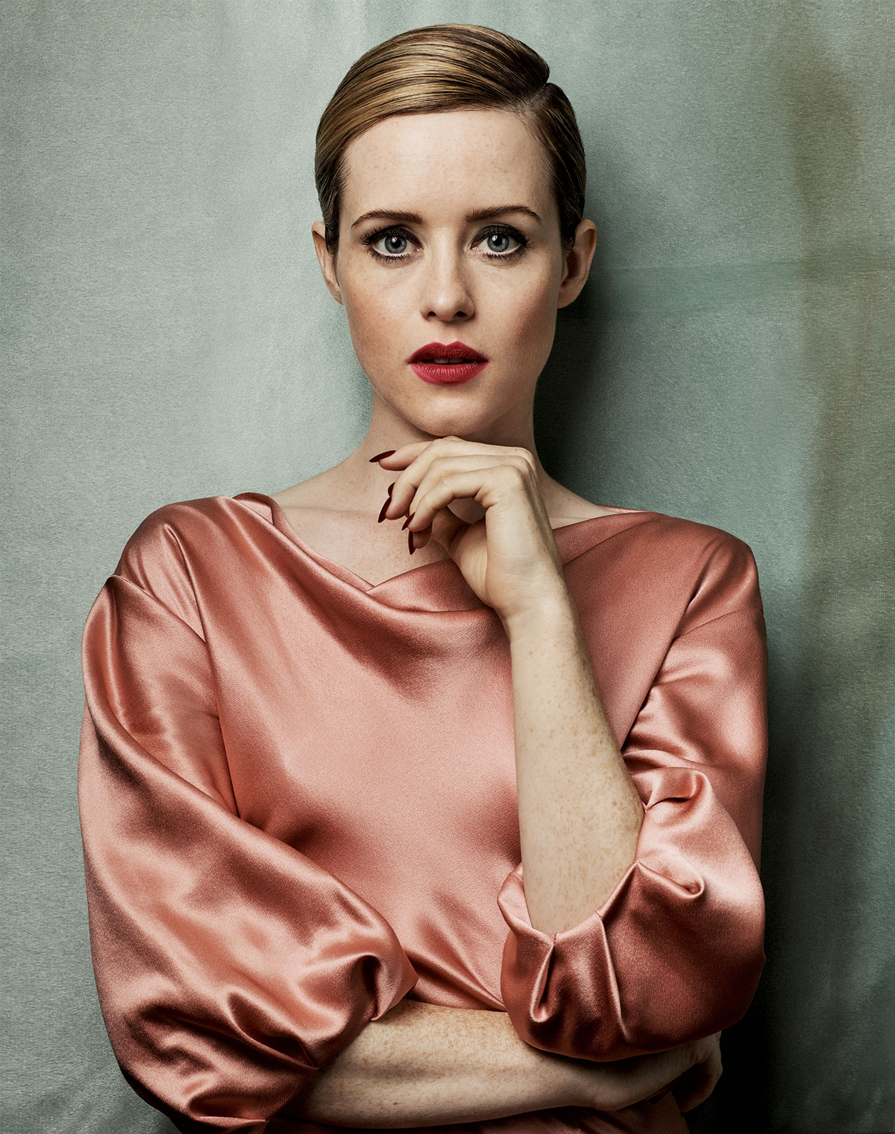 claire foy looking sexy