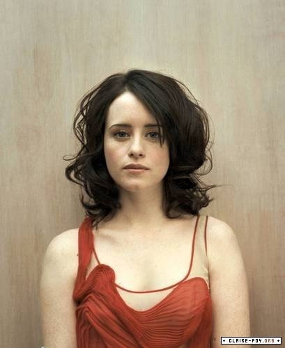 claire foy wow