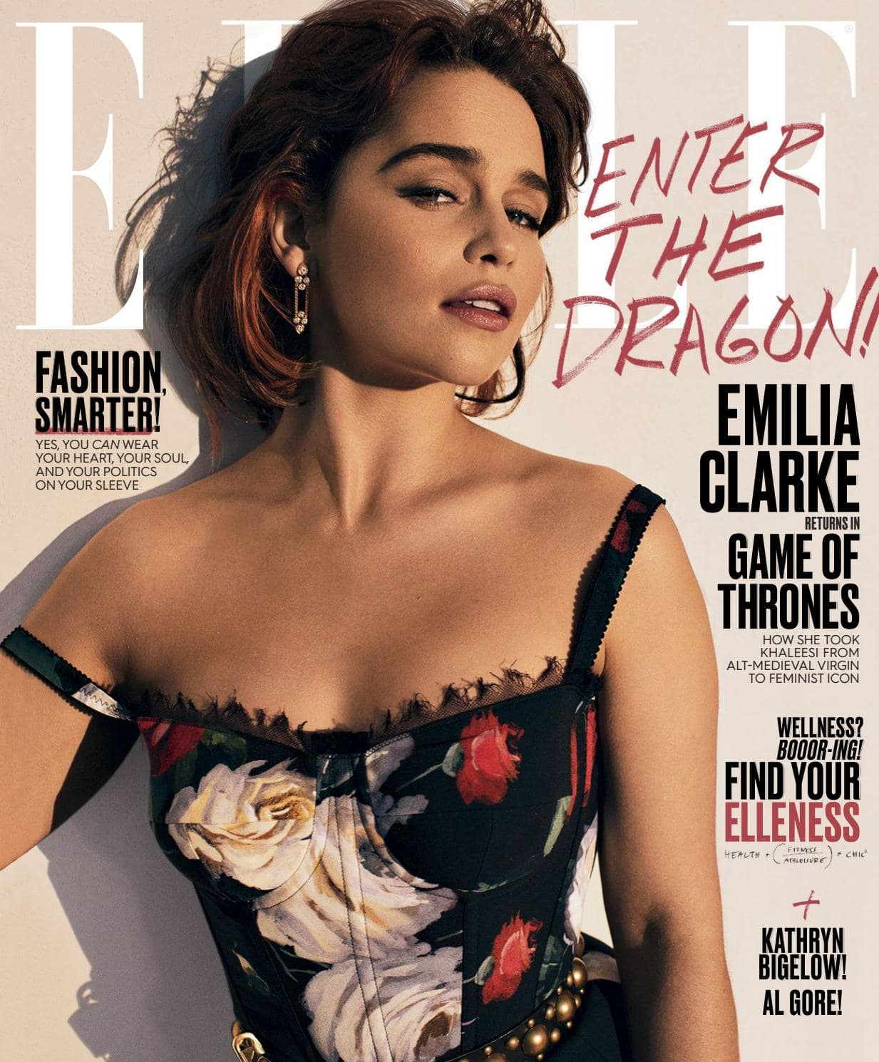 emilia clarke looking hot