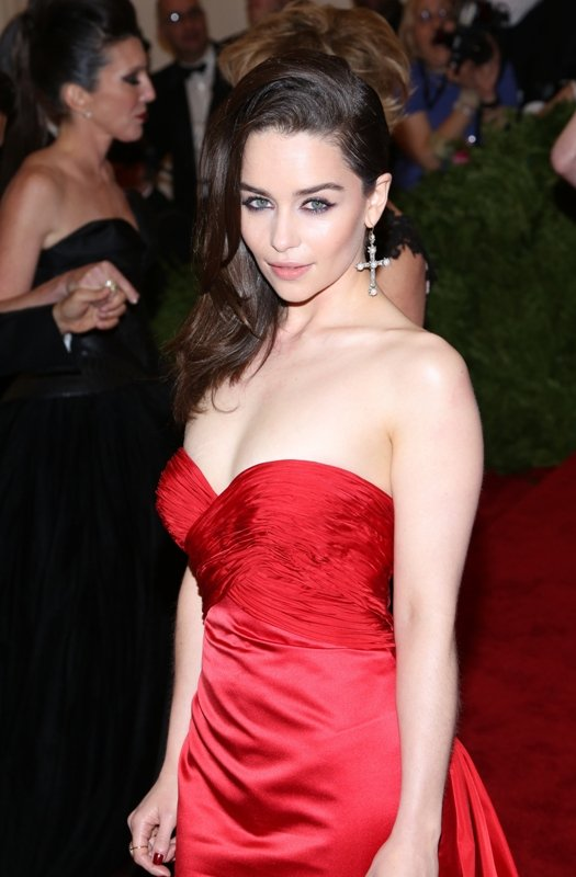emilia clarke mind-blowing