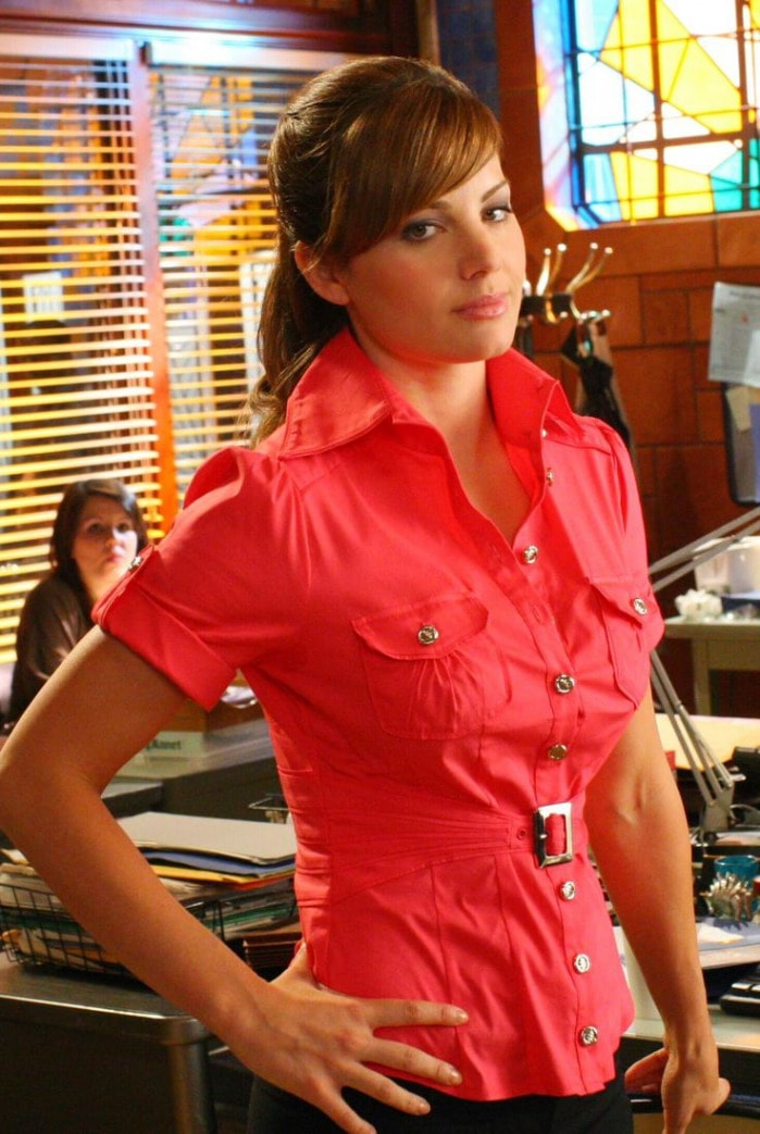 erica durance cool