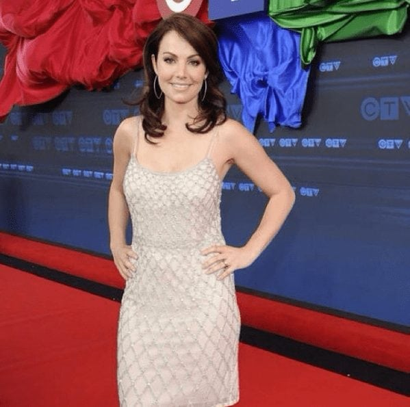 erica durance red carpet