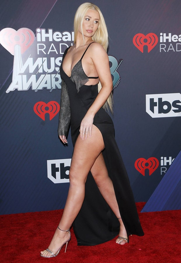 iggy azalea red carpet