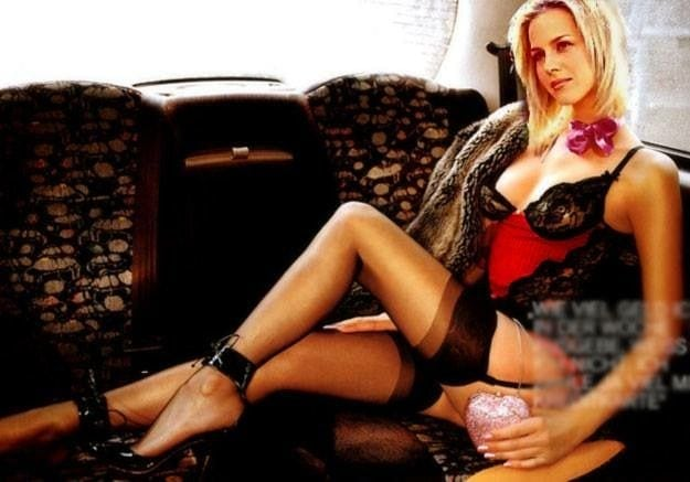 julie benz hot lingerie