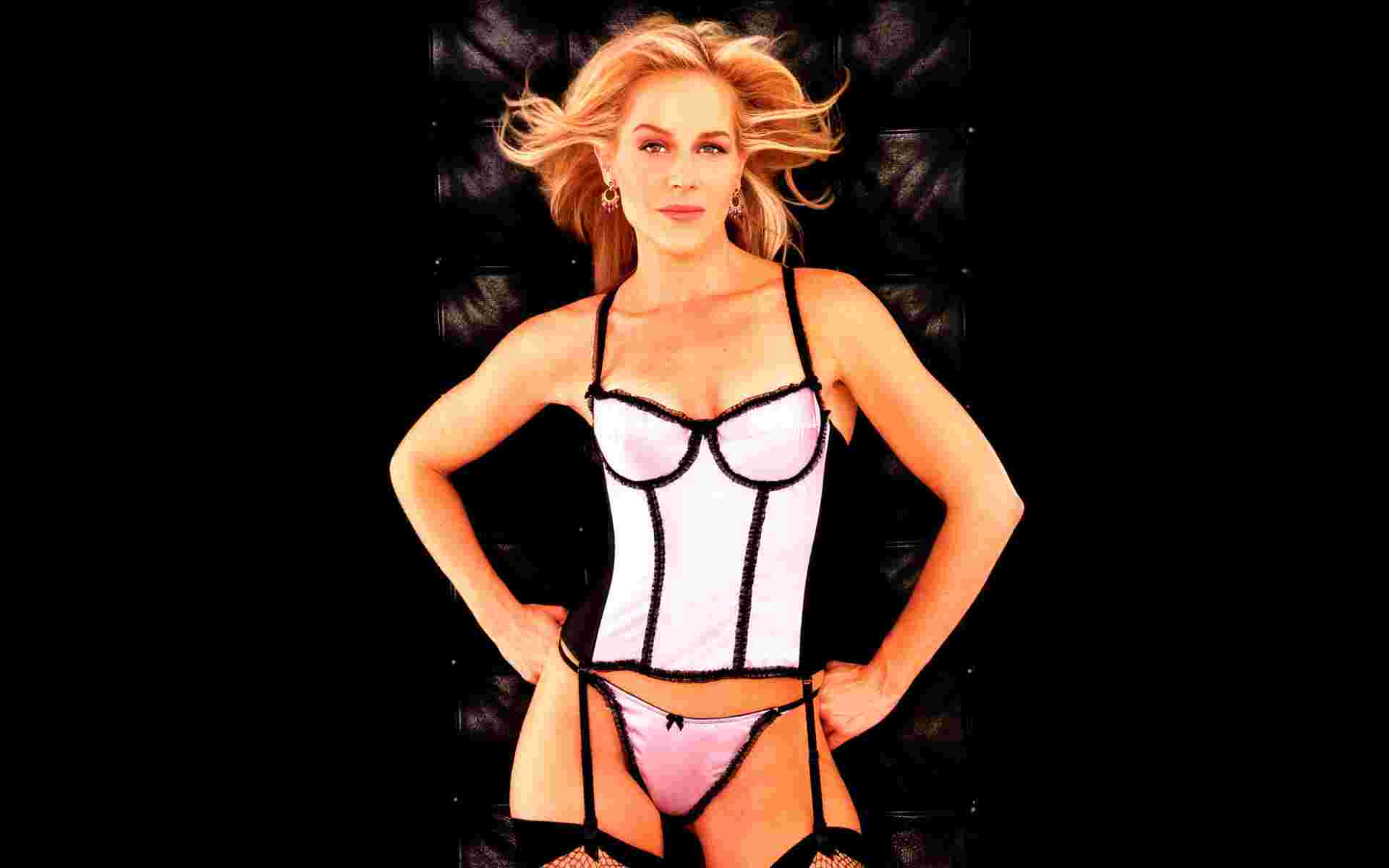 julie benz lingerie